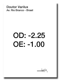 0392c401f Crizal - Lendo a receita